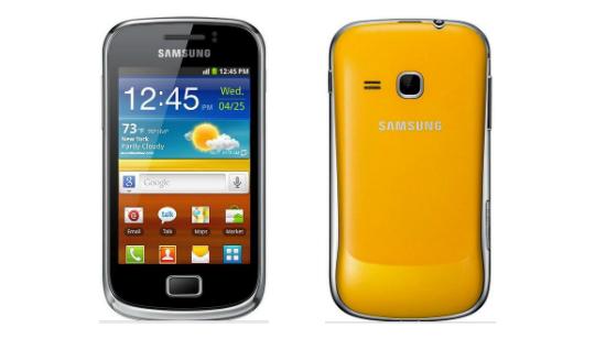 Nuevo Samsung Galaxy Mini 2