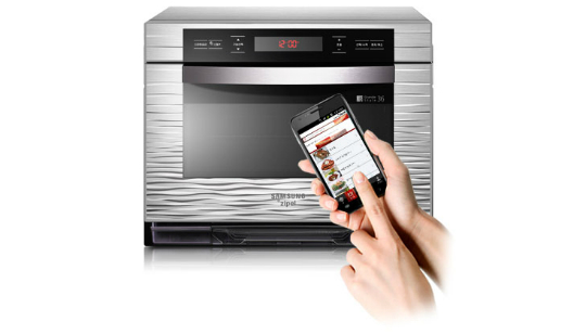Samsung Zipel Horno Android
