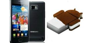 Guía Actualización Android 4 Samsung Galaxy S2