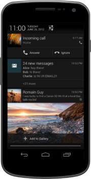 Android 4.1 Notificaciones