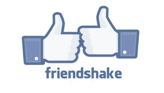 FriendShake Facebook