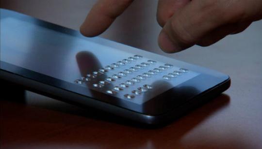 Pantalla Táctil con Botones