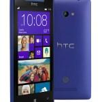 HTC 8X con 4G LTE