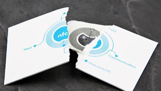 Tarjeta Tecnologia NFC