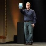 iPad mini en la Mano