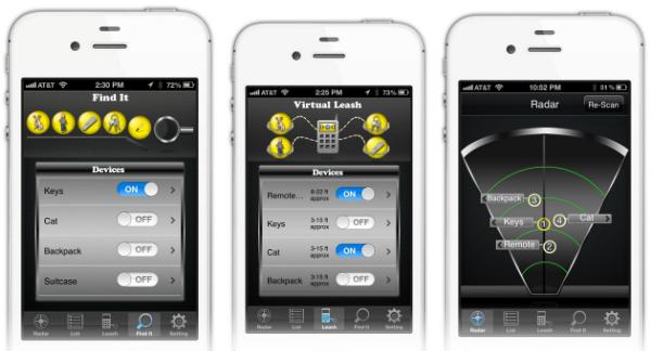 Radar iPhone