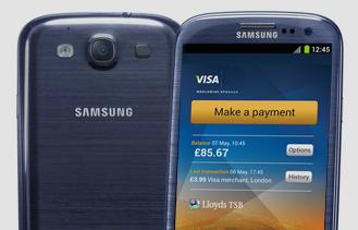 Visa payWave Samsung