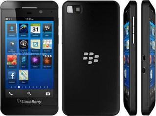 Caracteristicas BlackBerry Z10