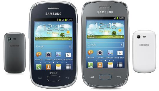 Samsung Galaxy Pocket Neo y Star