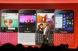 Nuevo BlackBerry Q5