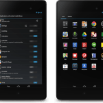 Android 4.3 Perfiles