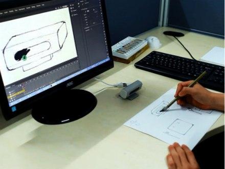 Interacción 3D PC