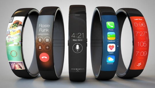 iWatch Reloj Inteligente Apple