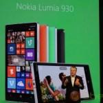 Nokia Lumia 930 Microsoft Build