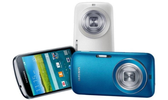 Samsung Galaxy K Zoom Android
