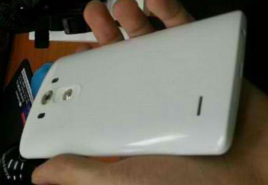 LG G3 Fotos