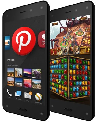 Fire Phone Apps