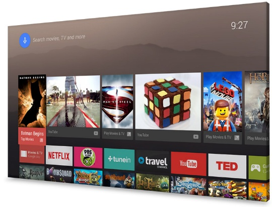 Android-TV-Television