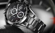 TAG Heuer, Google e Intel preparan primer reloj inteligente de lujo con Android Wear
