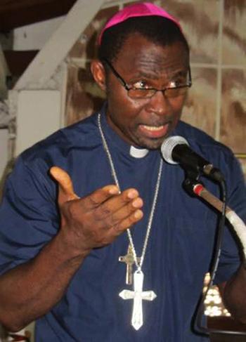 L'abbé Euzébius Chinekezy Ogbonna Managwu. © mandjiinfos.com