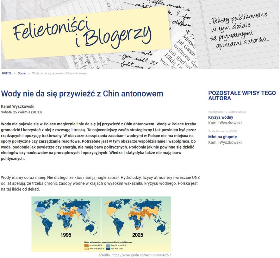 blog antonow