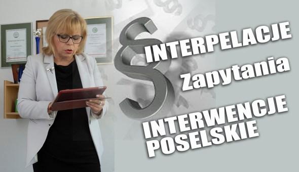 czolówka www INTERWENCJE POSELSKIE