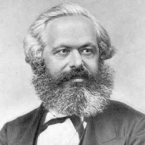 Karl Marx (1818 - 1883)