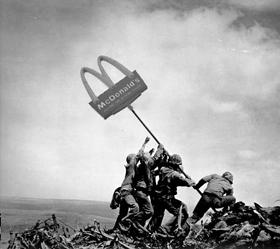Mcdonaldizzazione del mondo (imperialismo culturale)