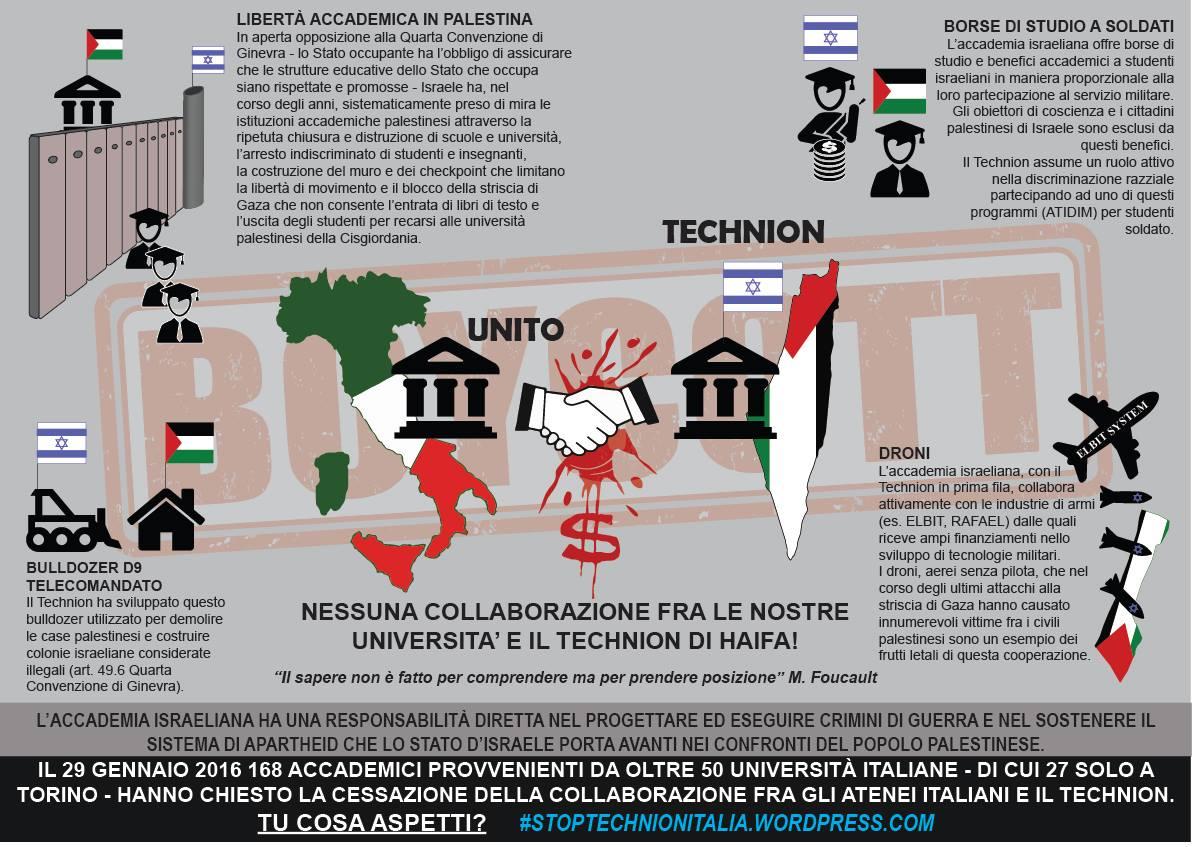 no accordo di ricerca israele