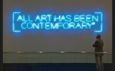 Collecting Contemporary Art continuing studies course at OCAD U