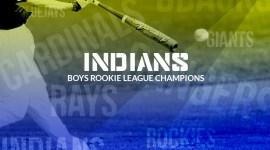 Indians – Rookie League Champions