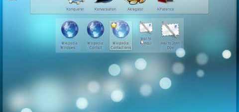 Progreso en el proyecto Plasma para netbooks