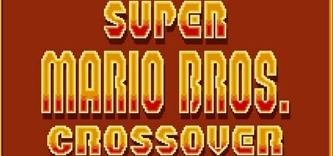 Impresionante el Super Mario Bros. Crossover 2.0
