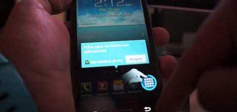 Se fitra una versión de Jelly Bean para el Samsung Galaxy SIII