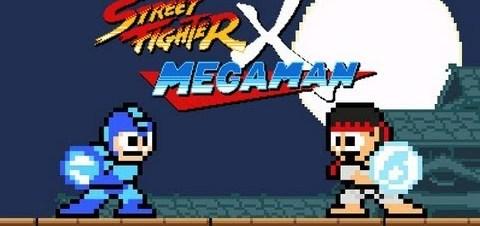 [Gratis] Descarga Street Fighter X Mega Man desde Capcom