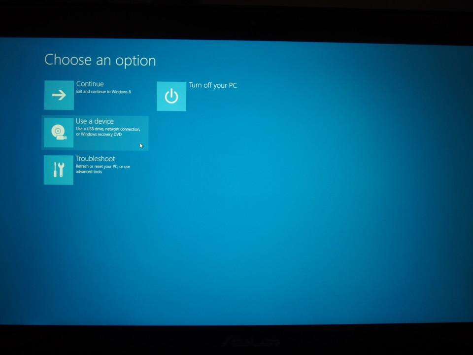 Cómo bootear Ubuntu 13.10 con UEFI desde Windows 8