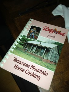 Dolly Parton Cookbook