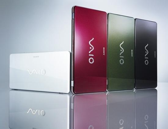 Sony Vaio P series 01