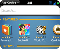 WebOs Apps