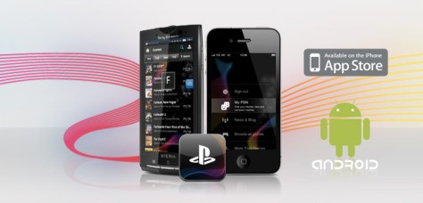 Official Playstation App for Android & iOS