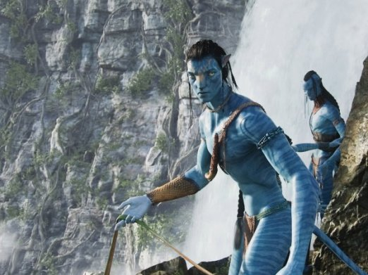 "A scene from the movie ""Avatar"""