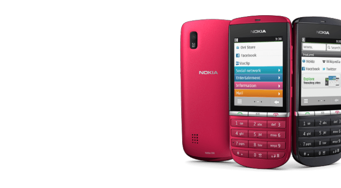 Nokia Asha 300 Specs, Pictures, India Price