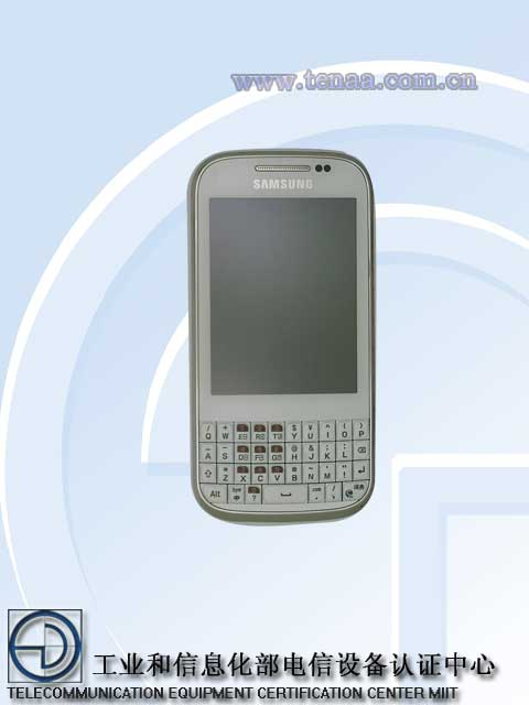 Samsung GT-B5330 Android 4.0 QWERTY Phone