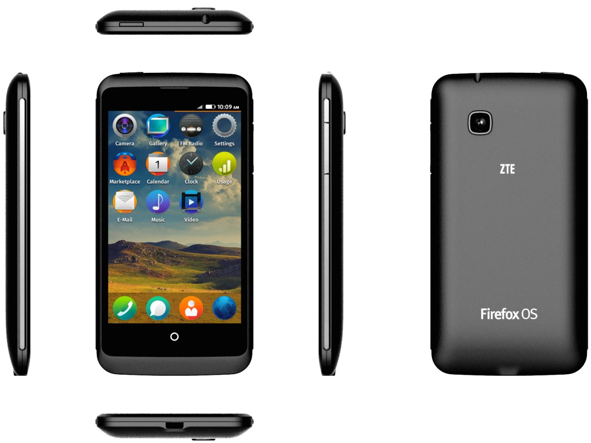 Mozilla To Sell $25 (Rs. 1500) Firefox Smartphone In India