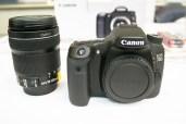 Canon EOS 70D unboxing