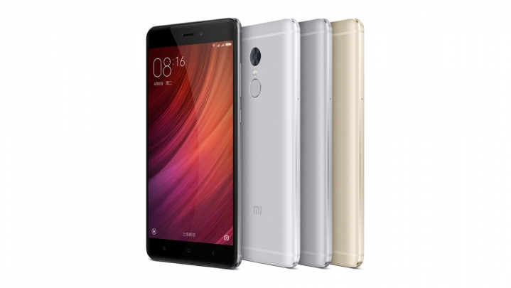Xiaomi Redmi Note 4 goes official with MediaTek Helio X20 SoC