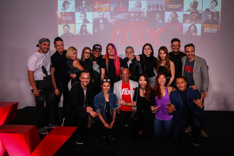 iflix announced new Playlists feature