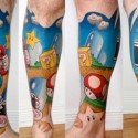 thumbs gamer tattoos 017