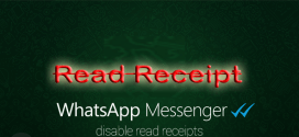 Disable WhatsApp Read Receipt to prank your friends [Tips & Tricks]