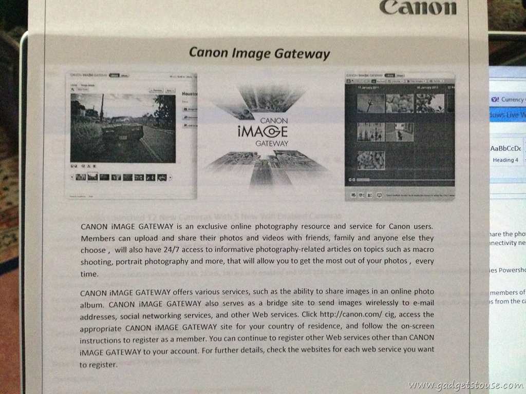 Classy New Wifi Enabled Cameras Free Space Each User Members Ofthis Service Can Connect To Each Or Through This Free Service To Sharephotos Canon India Launched New Cameras Canon Image Gateway dpreview Canon Image Gateway